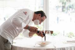 Chef David Galantini Il Convivio del Miramare
